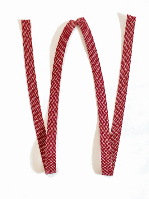 Replacement string for ASHINAKA 01 Deep Red (1 set)