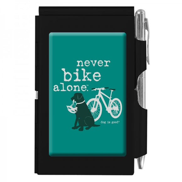 Flip Note - Never Bike Alone