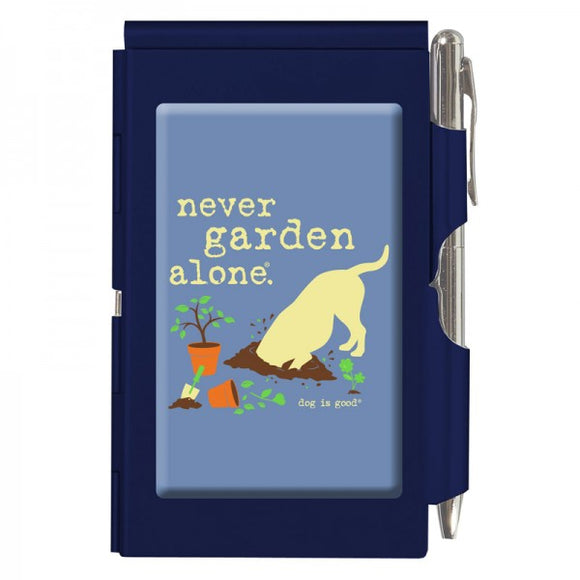 Flip Note - Never Garden Alone
