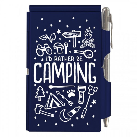 Flip Note - Rather Be Camping
