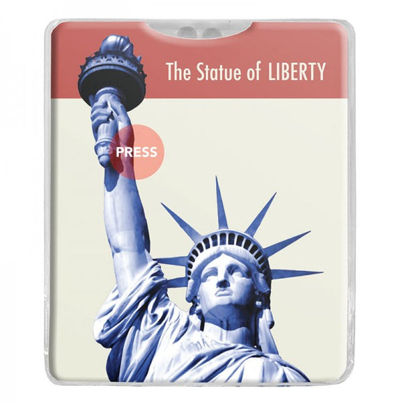 Waterproof Pocket Light - Lady Liberty
