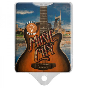 Waterproof Pocket Light - Music City