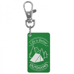 Keychain Charm - Outdoors