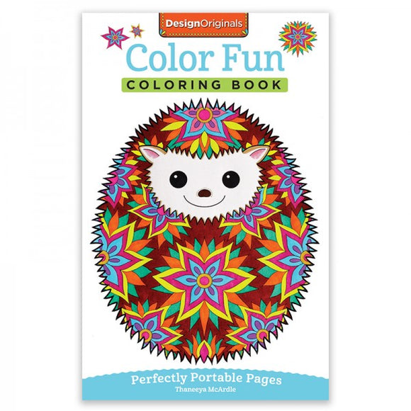 Travel Coloring Book - Fun