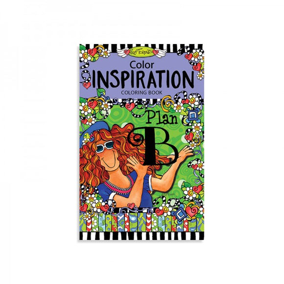 Portable Coloring Book - Inspiration