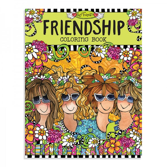 Coloring Book - Friendship