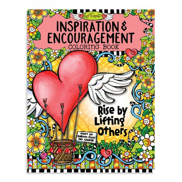 Coloring Book - Inspiration & Encouragement
