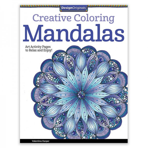 Coloring Book - Creative Coloring - Mandalas