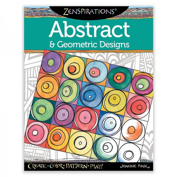 Coloring Book - Abstract