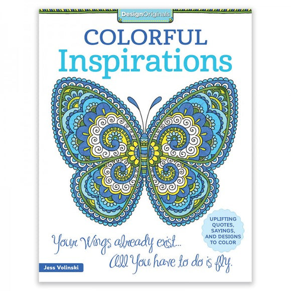 Coloring Book - Colorful Inspirations