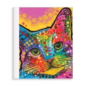 Journal - Tilted Head Cat
