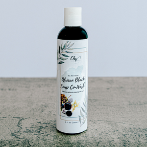 African Black Soap Co Wash (Cleanses without stripping the hair/ detangling DREAM)