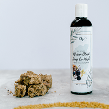 Load image into Gallery viewer, African Black Soap Co Wash (Cleanses without stripping the hair/ detangling DREAM)