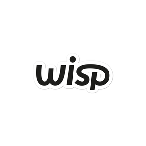 Wisp Stickers