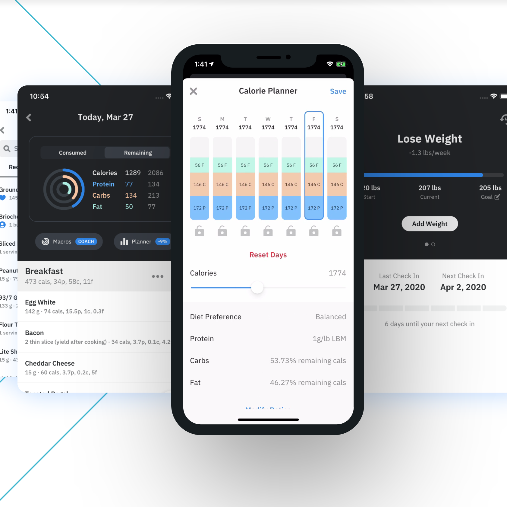 First Look: The Brand New Carbon Diet App