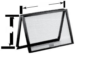 Aluminum Screen Wickets