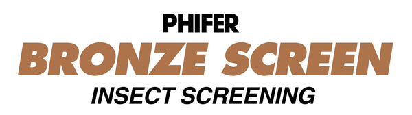 Bronze Wire Cloth (Phifer)