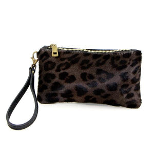 Leather  Wrist Purse NOW HALF PRICE