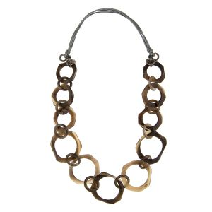 Long Graduated Loop Necklace