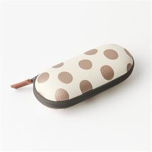 Caroline Gardner Gold Spot Glasses Case