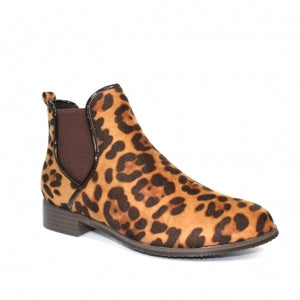 Lunar Jubilee Animal Print Boot NOW HALF PRICE
