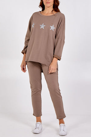 Mocca Star Jogger Two Piece