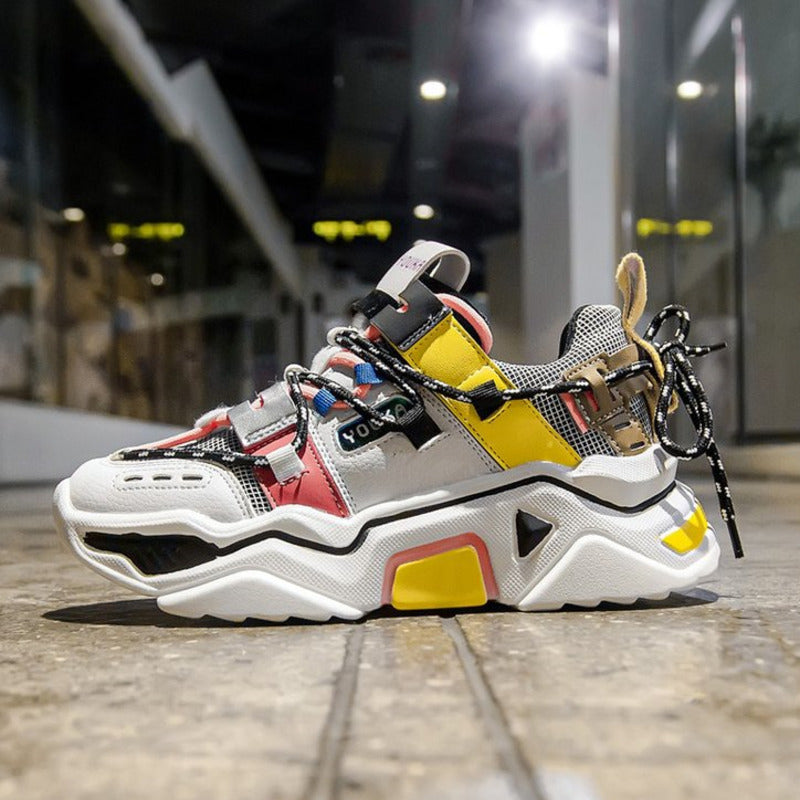 Vulcanize Chunky Sneakers