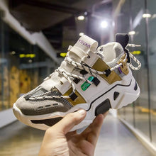 Load image into Gallery viewer, Vulcanize Chunky Sneakers