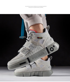 Reflective Sneakers for Men