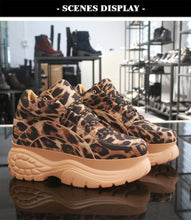 Load image into Gallery viewer, Leopard Women Sneakers