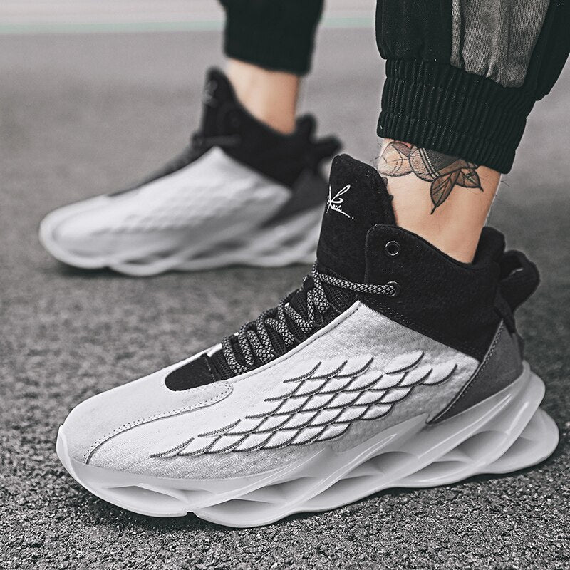 Cushion Breathable Sneakers