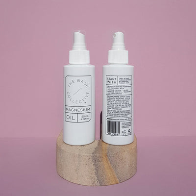 The Base Collective Magnesium spray for pregnancy