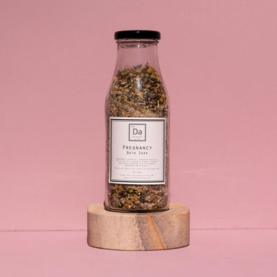 The Maternity Market Pregnancy Bath Soak from Daylesford Apothecary