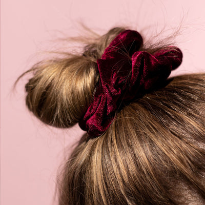 The Maternity Market pregnancy products mum bun scrunchie