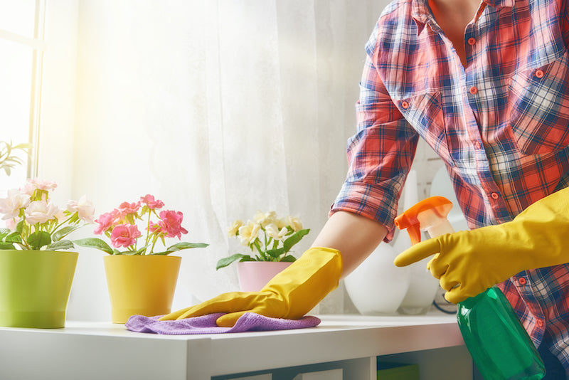 7 steps to keep your room clean quickly and easily!