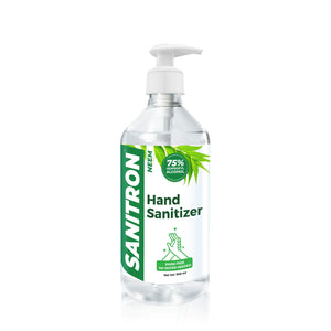 Sanitron Hand Sanitizer - 500 ml Neem