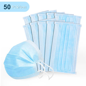 SUNLU Disposable Face Mask, Free shipping from China - SunLu 3D Printer Filament