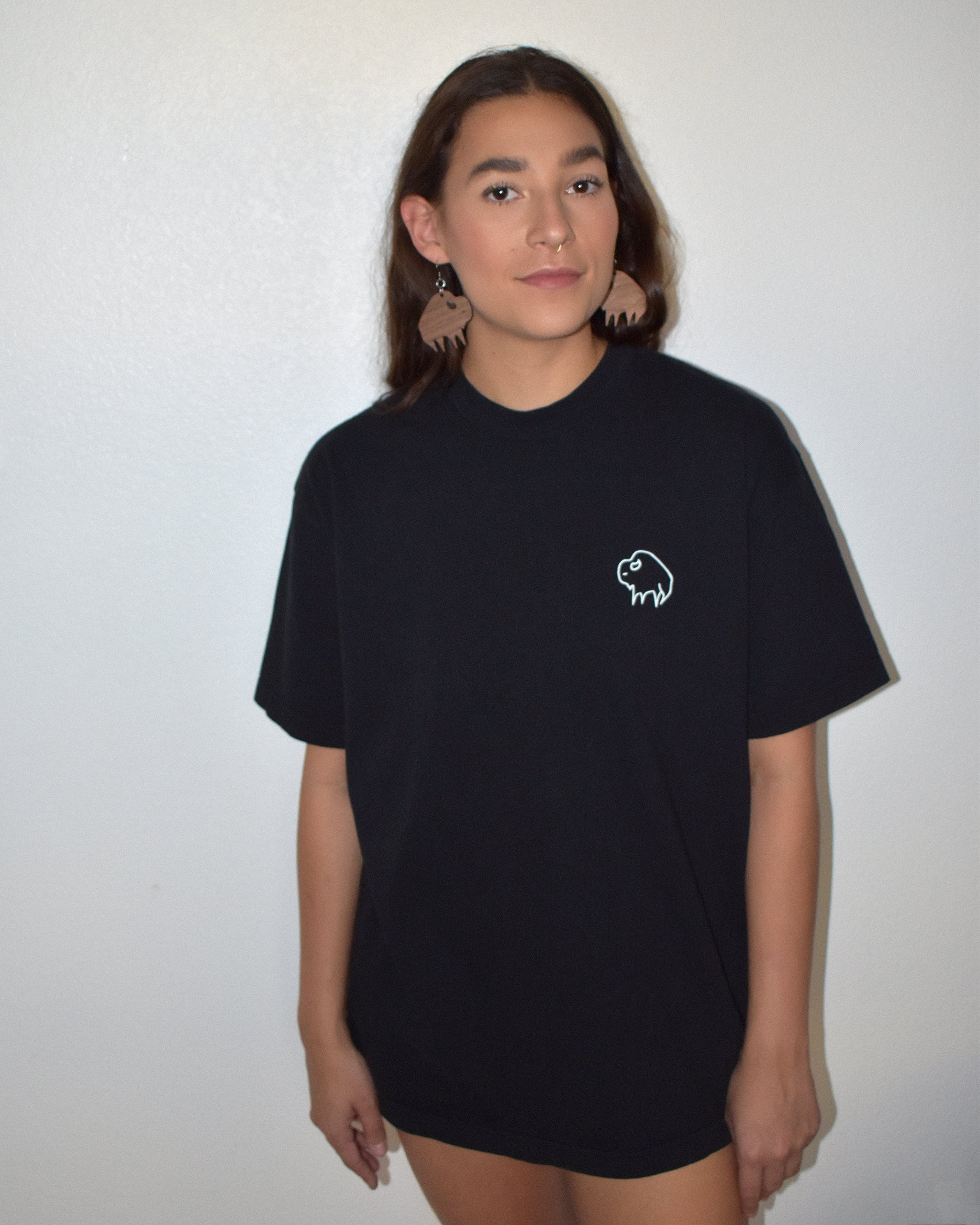 Mia Ohki Buffalo Shirt