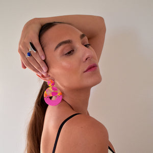 Doxy Earrings; Truly Your Sunshine