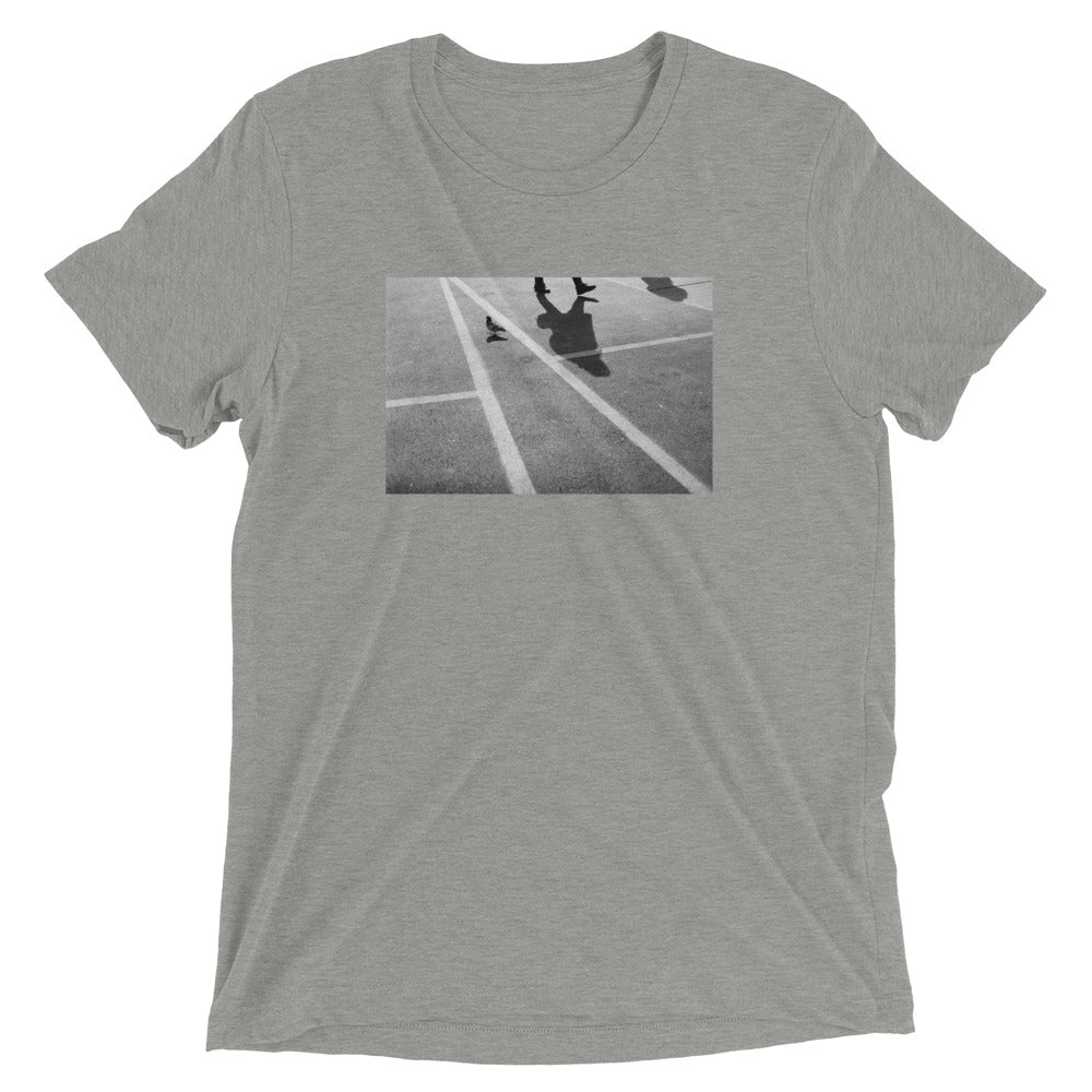 SoHo Street Pigeon Men's T Shirt