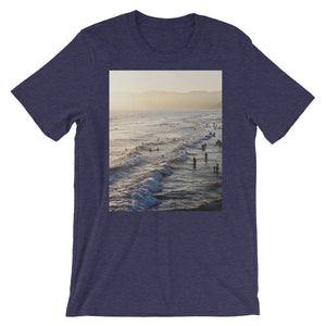 Santa Monica Beach Vibes Men's T shirt