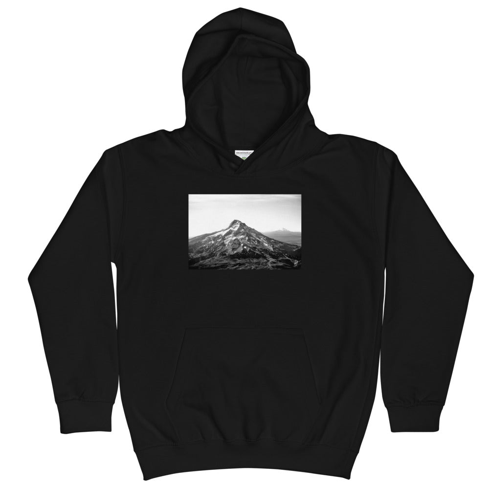 Mount Hood-ie – Mt. Hood Oregon Kids Hoodie