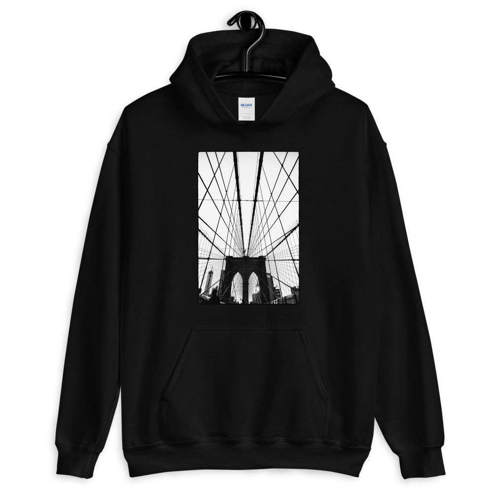 Gotham Brooklyn Bridge Hoodie