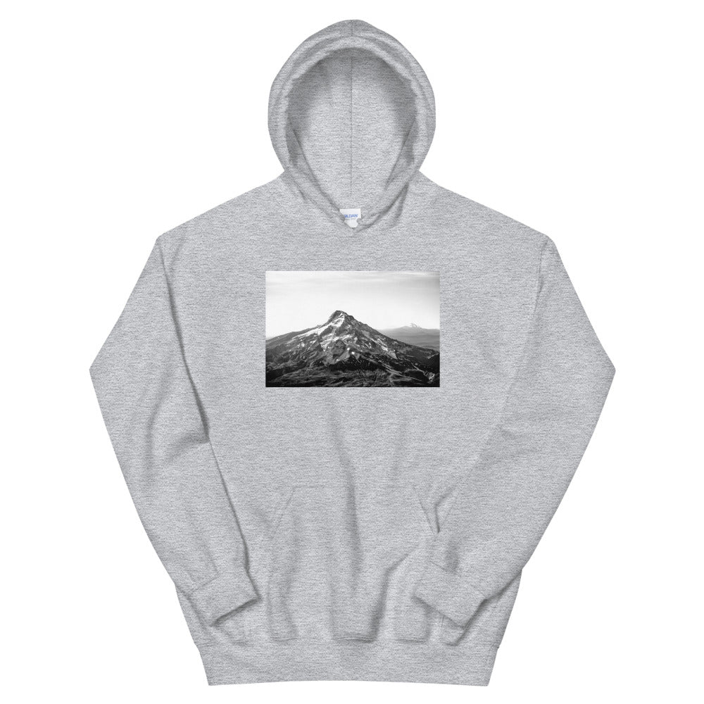 Mount Hood-ie – Mt. Hood Oregon Unisex Hoodie