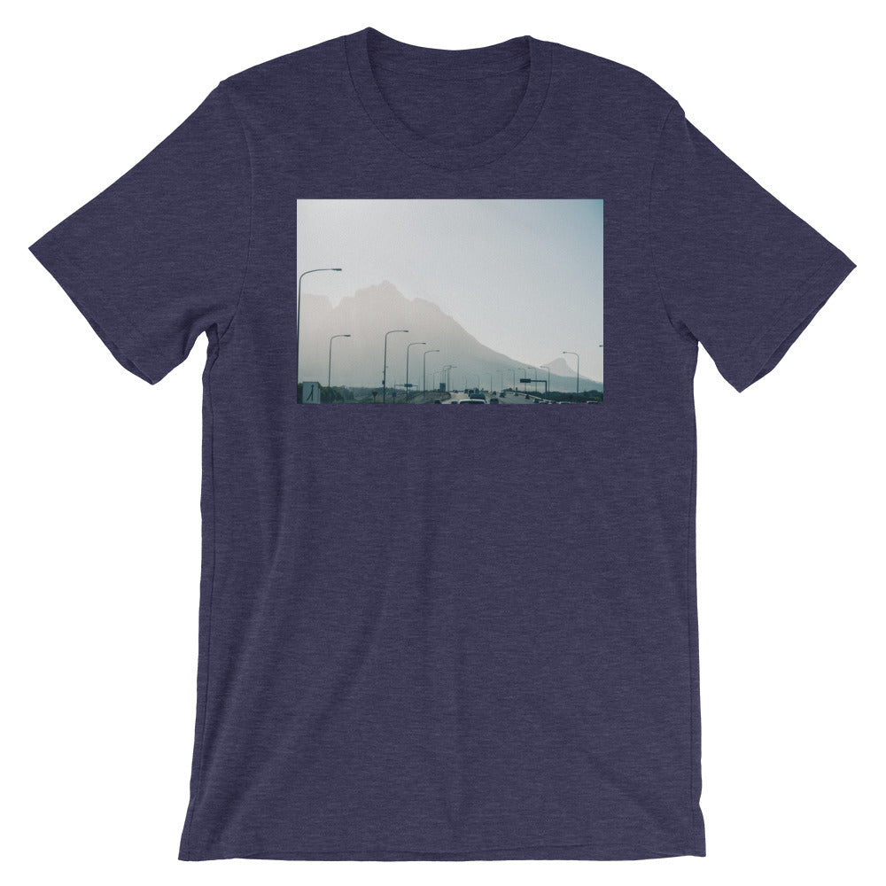 Cape Town Table Mountain Men's T Shirt