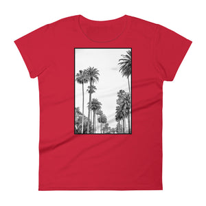 L.A. Beach Vibes Women's T shirt