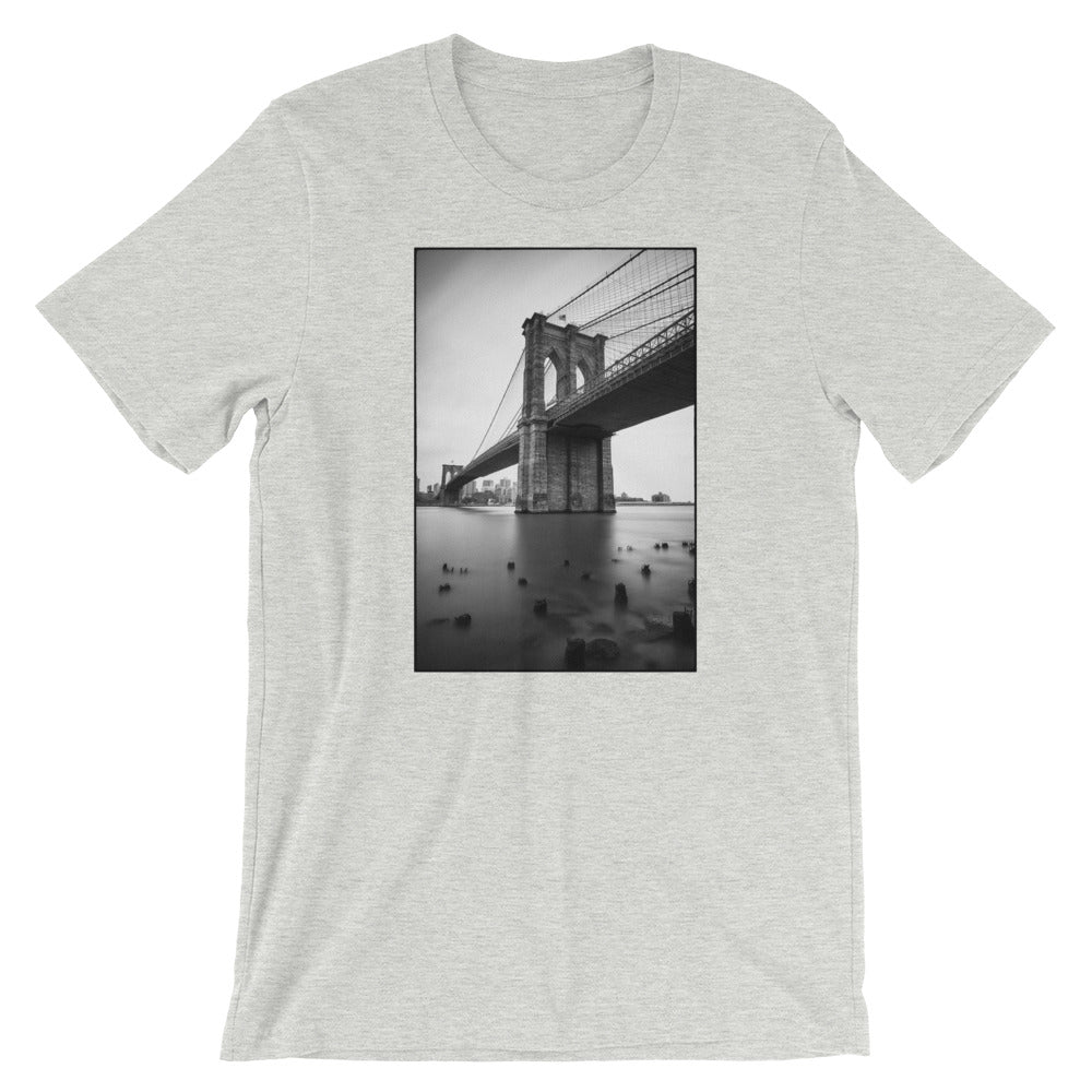 Brooklyn Bridge T Shirt for women and men
