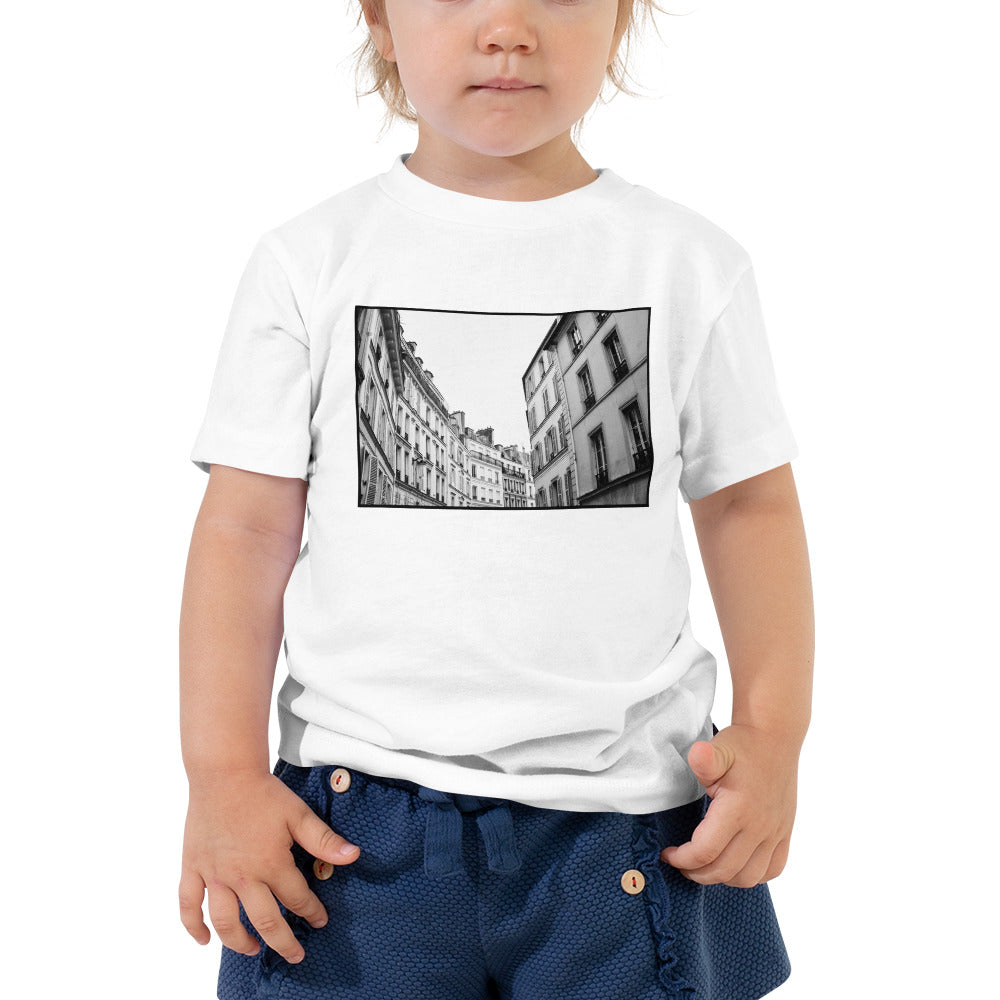 Montmartre Paris Toddler T Shirt