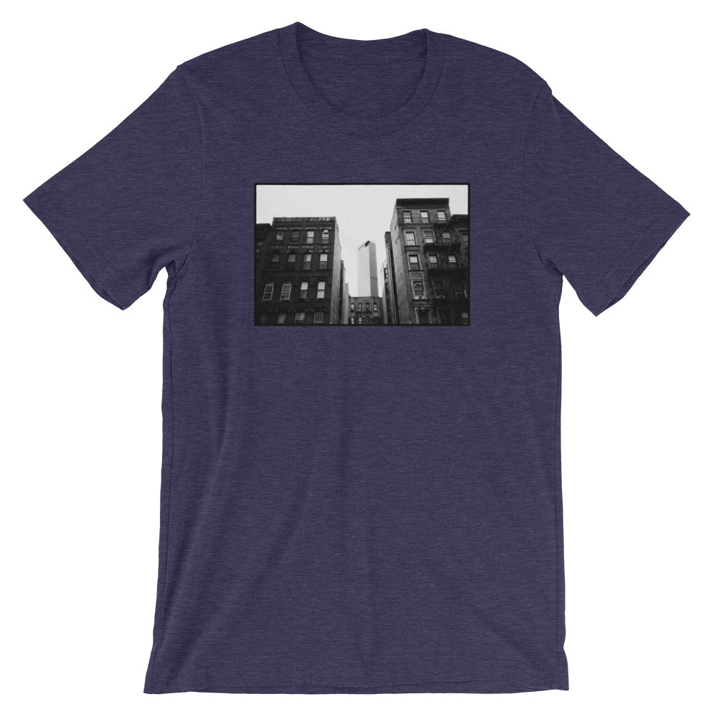 NYC East Broadway Women's T Shirt