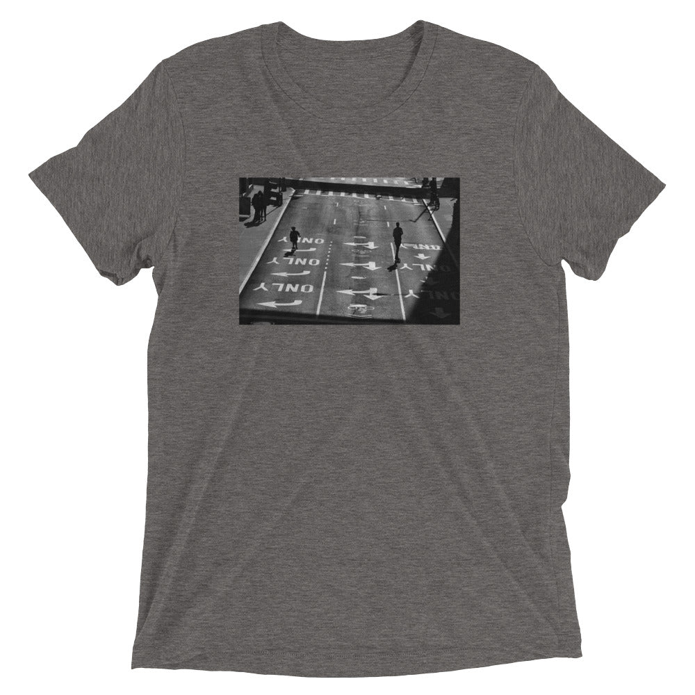 Brooklyn Skateboarding Men's T Shirt